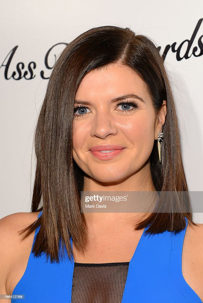 Actress <a gi-track='captionPersonalityLinkClicked' href=/galleries/search?phrase=Casey+Wilson&family=editorial&specificpeople=4980510 ng-click='$event.stopPropagation()'>Casey Wilson</a> attends the premiere of Gravitas Ventures' 'Ass Backwards' at the Vista Theatre on October 30, 2013 in Los Angeles, California.