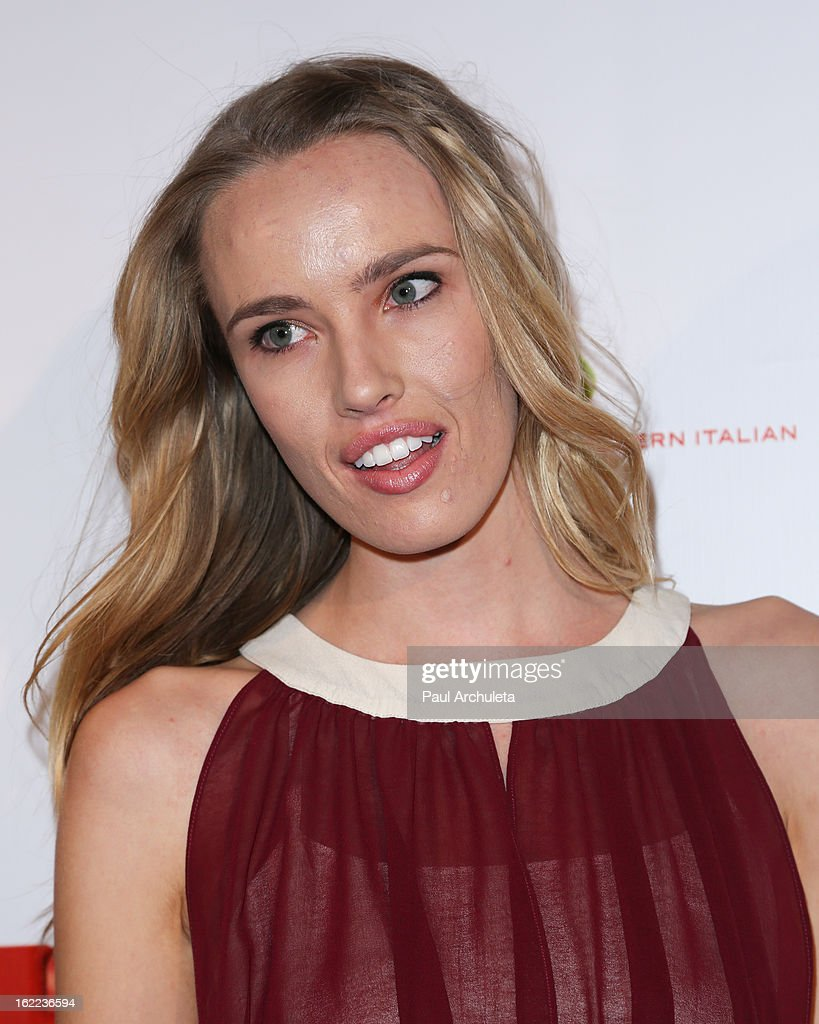 Actress Cassidy Gard attends TheWrap 4th annual Pre-Oscar Party at the Four Seasons Hotel Los Angeles at Beverly Hills on February 20, 2013 in Beverly Hills, California.