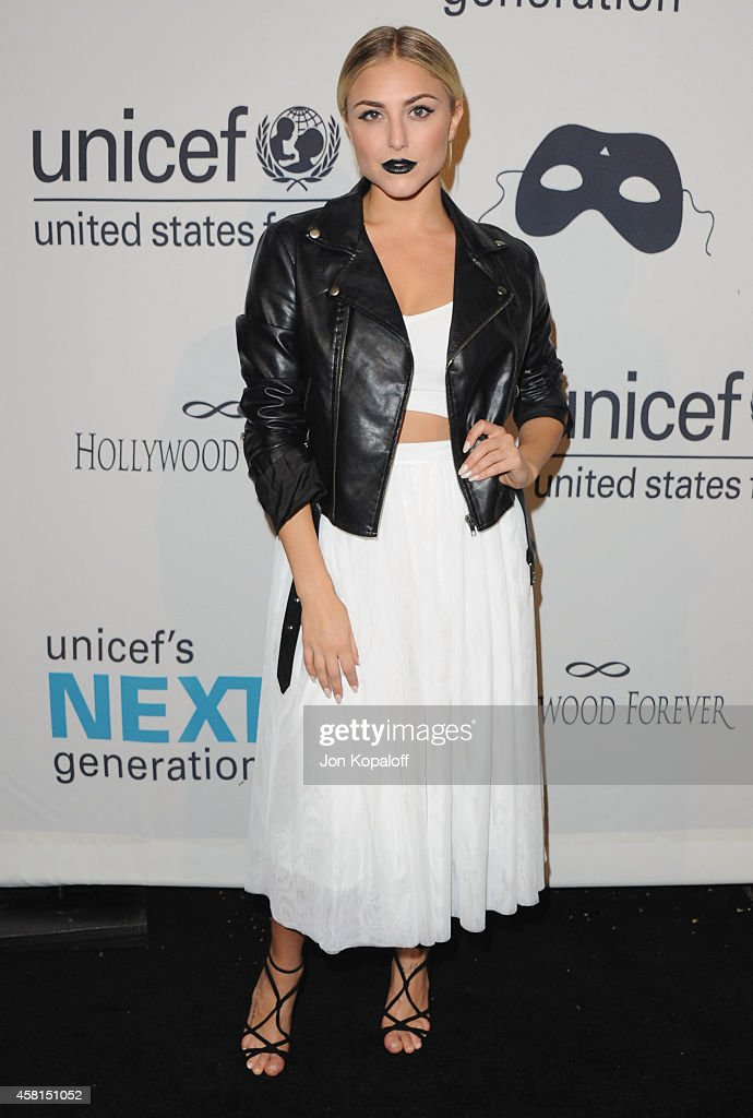 UNICEF's Next Generation's 2nd Annual UNICEF Masquerade Ball