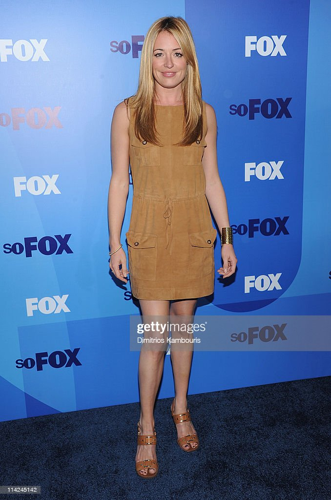Actress Cat Deeley attends the 2011 Fox Upfront at Wollman Rink - Central Park on May 16, 2011 in New York City.
