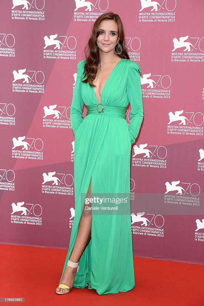 Actress Catalina Sandino Moreno attends 'Medeas' Photocall during the 70th Venice International Film Festival at Palazzo del Casino on September 2, 2013 in Venice, Italy.