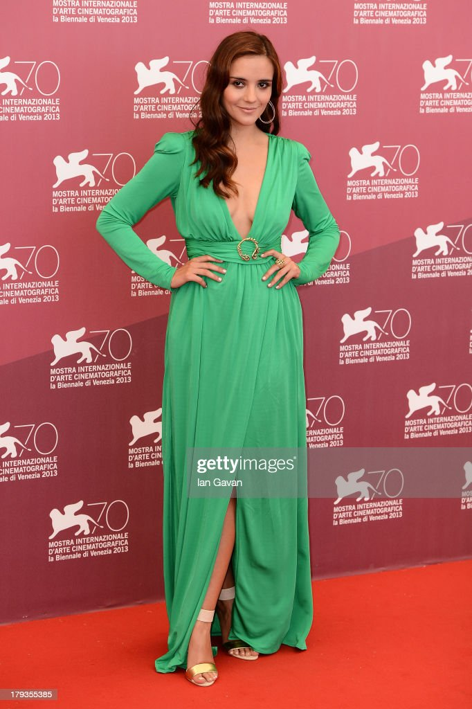 Actress Catalina Sandino Moreno attends the 'Medeas' Photocall during the 70th Venice International Film Festival at the Palazzo del Casino on September 2, 2013 in Venice, Italy.