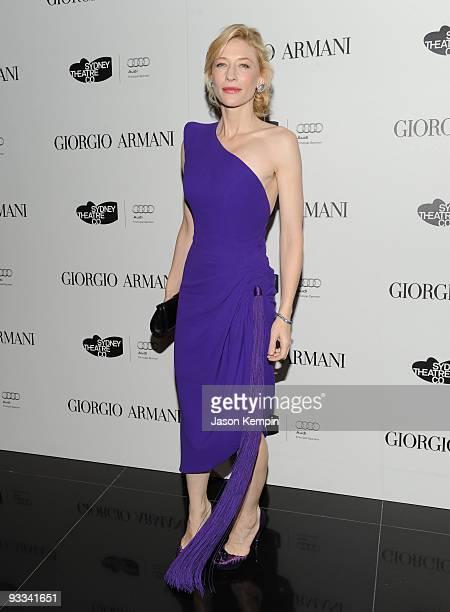 Cate Blanchett L Ancien