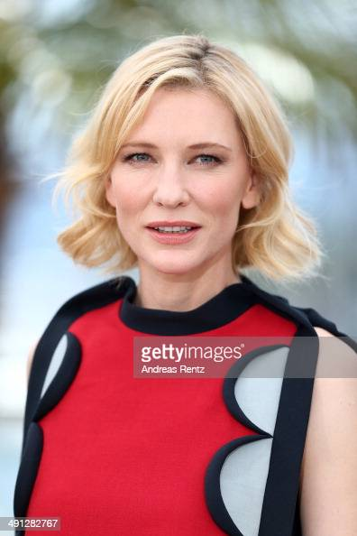 Actress Cate Blanchett attends the 'How To Train Your Dragon 2' photocall during the 67th Annual Cannes Film Festival on May 16 2014 in Cannes France