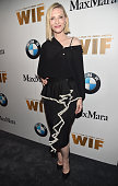 Actress Cate Blanchett attends the Women In Film 2016 Crystal Lucy Awards Presented by Max Mara and BMW at The Beverly Hilton on June 15 2016 in...