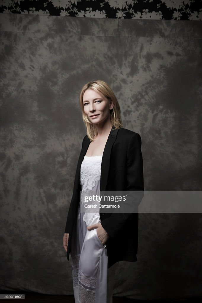 """Carol"" - Portrait Session - BFI London Film Festival"