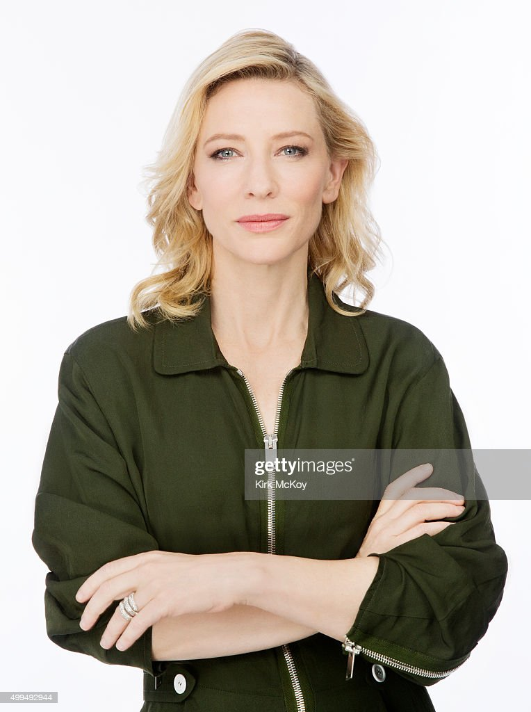 Actress <a gi-track='captionPersonalityLinkClicked' href=/galleries/search?phrase=Cate+Blanchett&family=editorial&specificpeople=201621 ng-click='$event.stopPropagation()'>Cate Blanchett</a> is photographed for Los Angeles Times on November 13, 2015 in Los Angeles, California. PUBLISHED IMAGE.