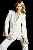 Actress Cate Blanchett is photographed for Madame Figaro on May 18 2015 at the Cannes Film Festival in Cannes France Suit CREDIT MUST READ Matias...
