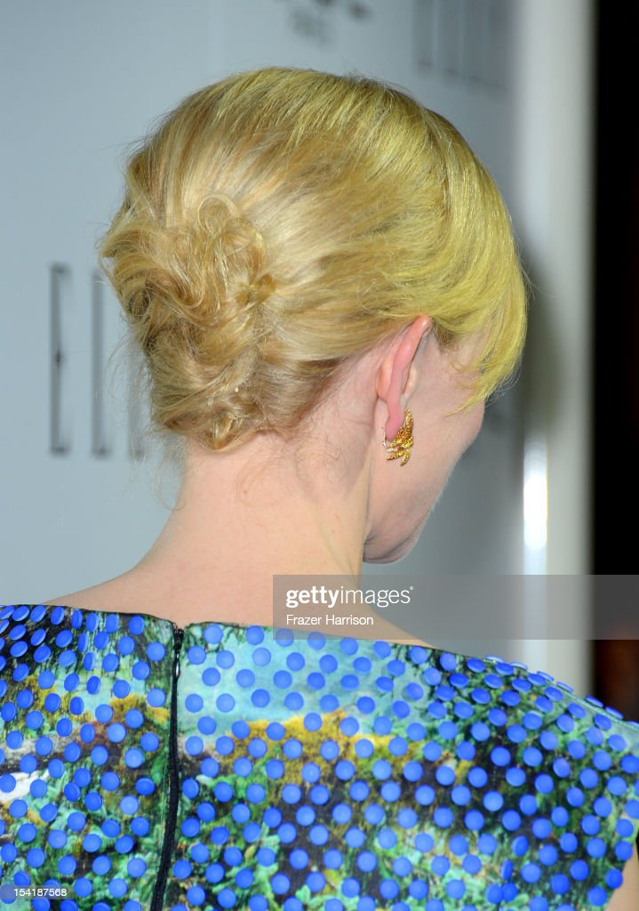 Actress Cate Blanchettarrives at ELLE's 19th Annual Women In Hollywood Celebration at the Four Seasons Hotel on October 15, 2012 in Beverly Hills, California.