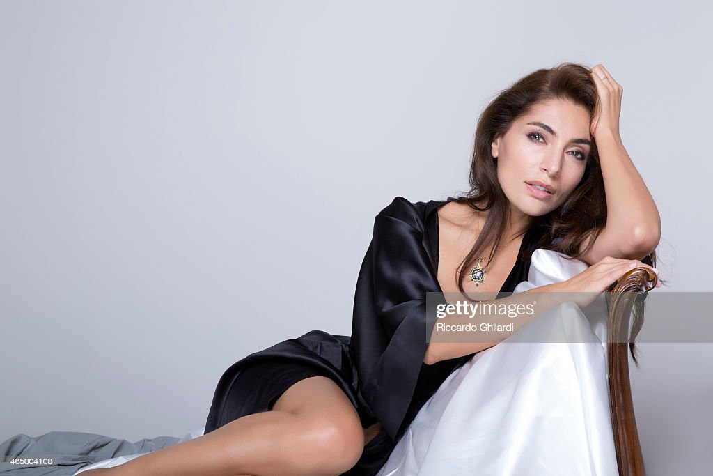 Actress <a gi-track='captionPersonalityLinkClicked' href=/galleries/search?phrase=Caterina+Murino&family=editorial&specificpeople=619334 ng-click='$event.stopPropagation()'>Caterina Murino</a> is photographed for Self Assignment on September 18, 2014 in Rome, Italy.