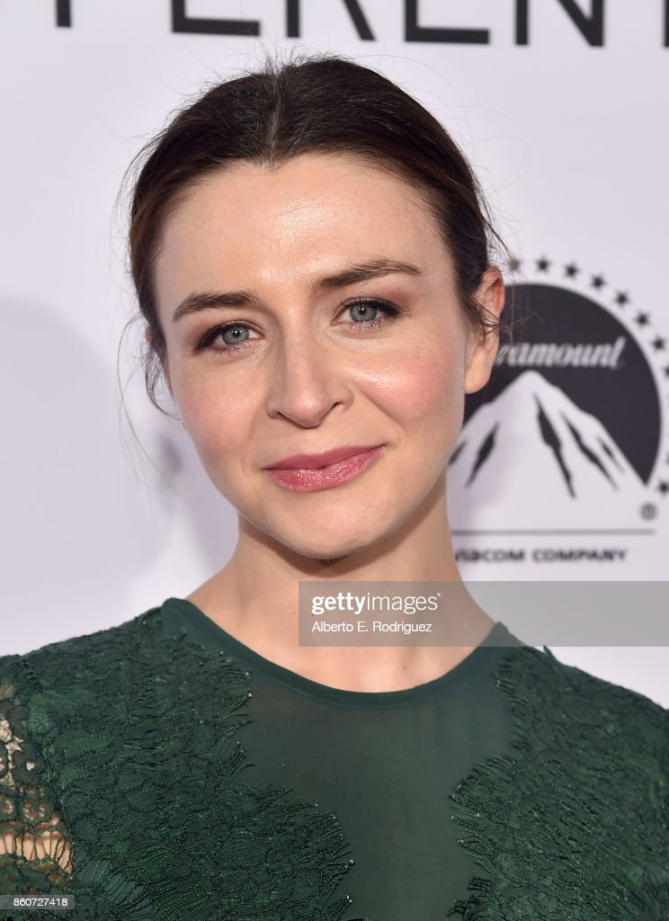 Actress Caterina Scorsone attends the premiere of Paramount Pictures and Pure Film Entertainment's 'Same Kind Of Different As Me' at Westwood Village Theatre on October 12, 2017 in Westwood, California.
