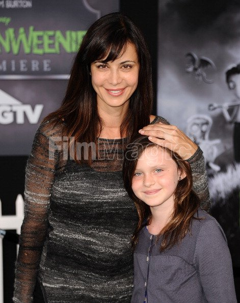 Actress Catherine Bell and daughter Gemma Beason attend the
