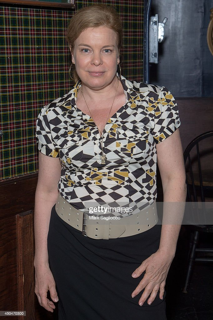 Actress Catherine Curtin attends the 'A Wife Alone' Premiere Party at Grey Lady on June 11, 2014 in New York City.