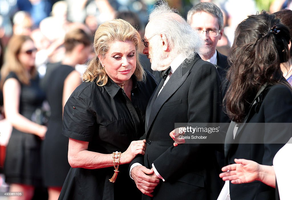 """""""Clouds Of Sils Maria"""" Premiere - The 67th Annual Cannes Film Festival"""
