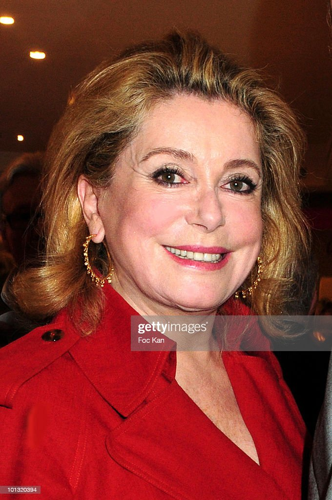 Actress Catherine Deneuve attends the Hediard Monaco Launch Cocktail at Hediard Store Metropole Center on May 11, 2010 in Monte Carlo, Monaco.