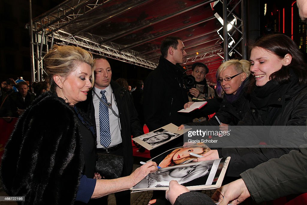 'In the Courtyard' Premiere - Audi At The 64th Berlinale International Film Festival