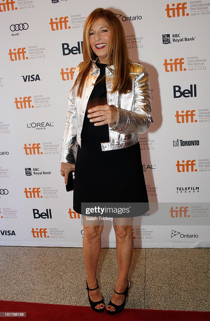 Actress Catherine Keener attends the 'A Late Quartet' Premiere at the 2012 Toronto International Film Festival at The Elgin on September 10, 2012 in Toronto, Canada.