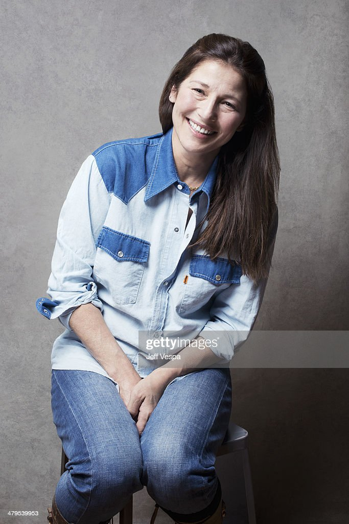 Actress Catherine Keener is photographed at the Sundance Film Festival 2014 for Self Assignment on January 25, 2014 in Park City, Utah.