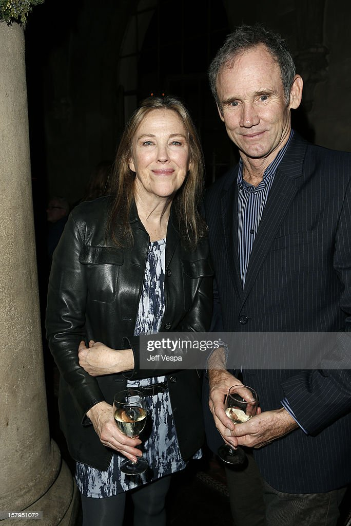 Actress Catherine O'Hara and husband Bo Welch attend the SILVER LININGS PLAYBOOK Event Hosted By Lexus And Purity Vodka at Chateau Marmont on December 7, 2012 in Los Angeles, California.