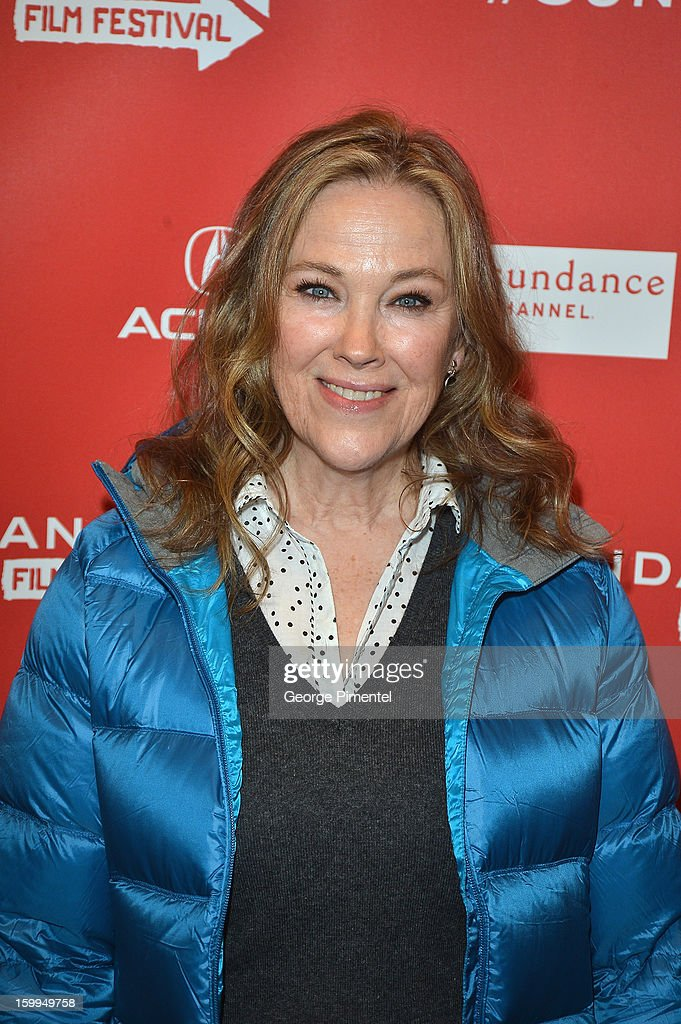 Actress Catherine O'Hara attends the 'A.C.O.D' Premiere during the 2013 Sundance Film Festival at Eccles Center Theatre on January 23, 2013 in Park City, Utah.
