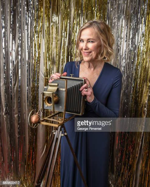 Actress Catherine O'Hara poses at the 2016 Canadian Screen Awards Portrait Studio at the Sony Centre for the Performing Arts on March 13 2016 in...