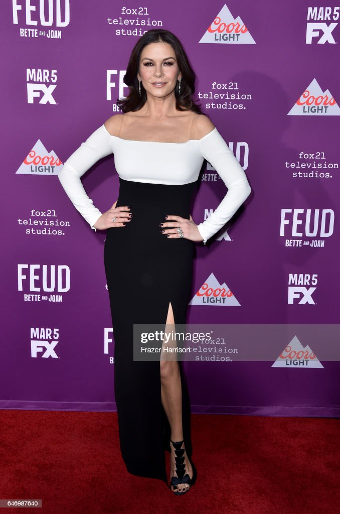 "Premiere Of FX Network's ""Feud: Bette And Joan"" - Arrivals"