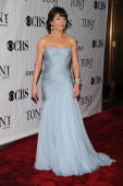Actress Catherine ZetaJones attends the 64th Annual Tony Awards at Radio City Music Hall on June 13 2010 in New York City