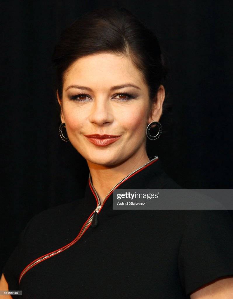 Actress Catherine Zeta-Jones attends the 'A Little Night Music' Meet And Greet at Etcetera Etcetera Restaurant on October 30, 2009 in New York City.