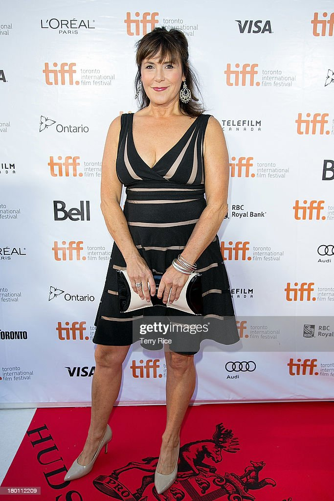 Actress Cathy Jones attends 'The Grand Seduction' premiere during the 2013 Toronto International Film Festival at Roy Thomson Hall on September 8, 2013 in Toronto, Canada.