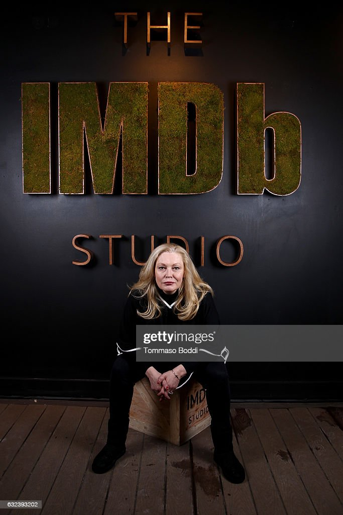 Actress Cathy Moriarty of Patti Cake$ attends The IMDb Studio featuring the Filmmaker Discovery Lounge, presented by Amazon Video Direct: Day Three during The 2017 Sundance Film Festival on January 22, 2017 in Park City, Utah.