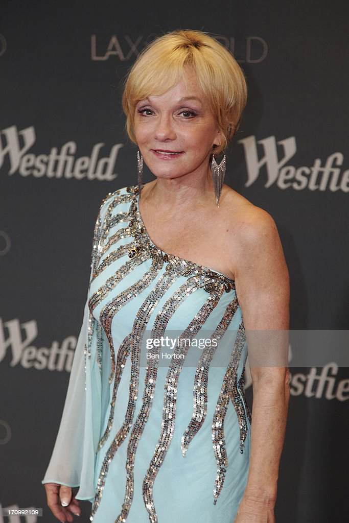 Actress <a gi-track='captionPersonalityLinkClicked' href=/galleries/search?phrase=Cathy+Rigby&family=editorial&specificpeople=1060080 ng-click='$event.stopPropagation()'>Cathy Rigby</a> attends the Los Angeles World Airports (LAWA) and Westfield present grand opening of the new Tom Bradley International Terminal on June 20, 2013 in Los Angeles, California.