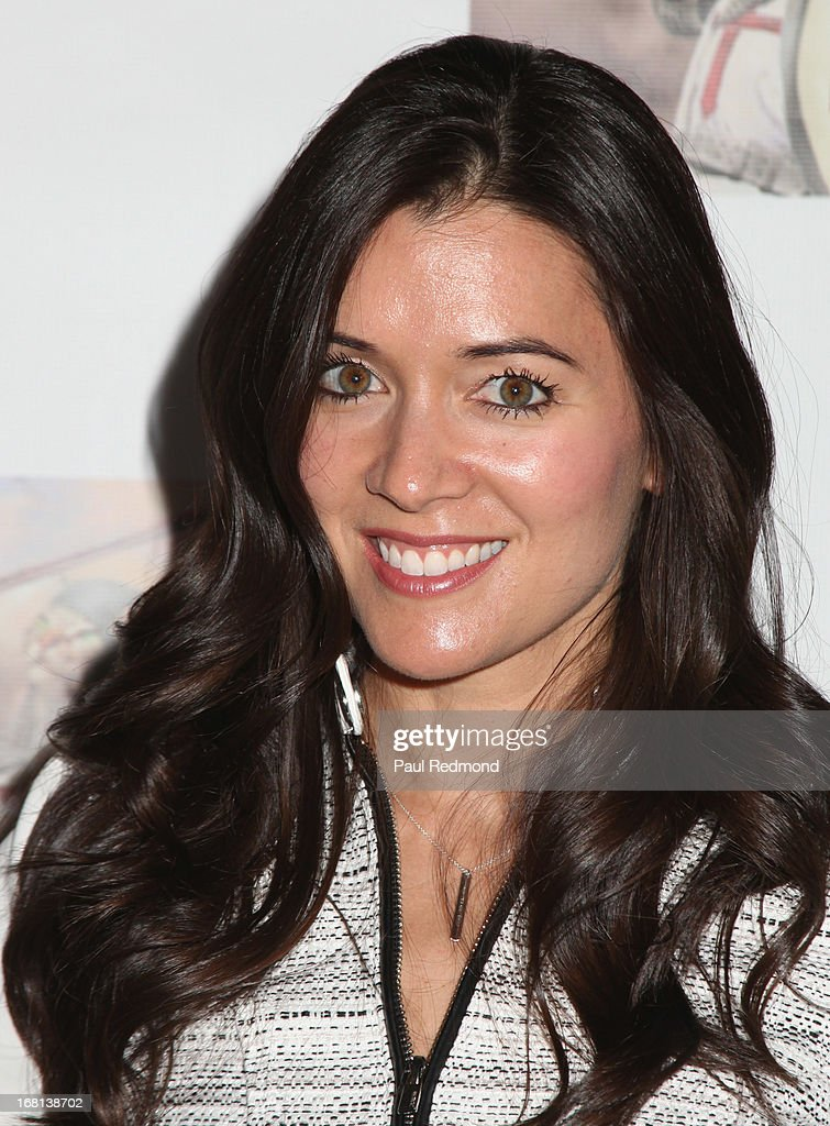 Actress Cazzy Golomb attends the 'Cinco De Gato' charity event at La Descarga on May 5, 2013 in Hollywood, California.