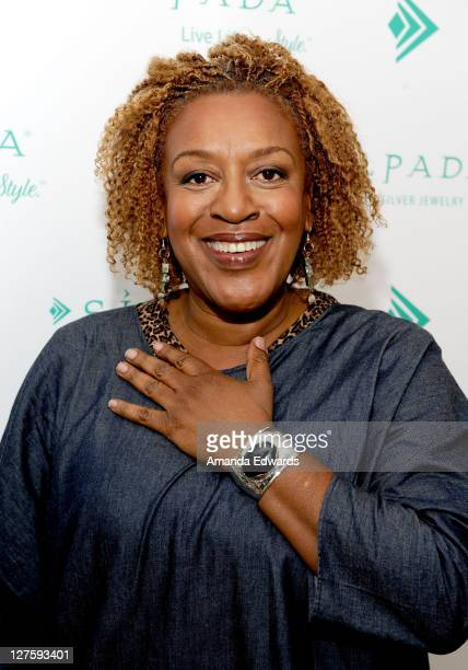 Actress CCH Pounder attends Silpada at Kari Feinstein's Academy Awards Style Lounge at Montage Beverly Hills on February 25 2011 in Beverly Hills...