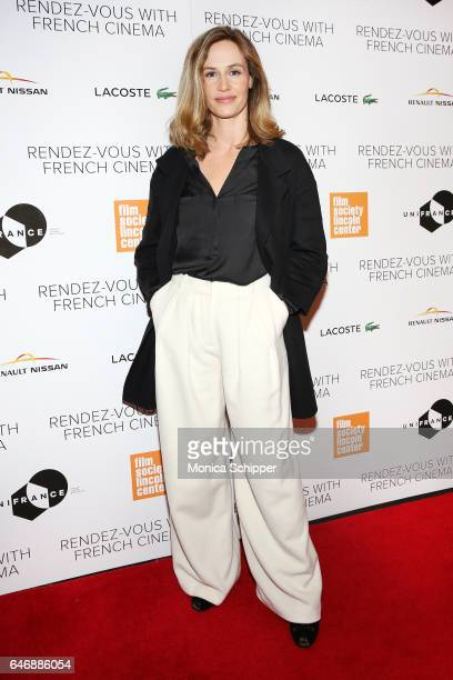 Actress Cecile de France attends the 2017 RendezVous With French Cinema Opening Night Premiere Of 'Django' at The Film Society of Lincoln Center...