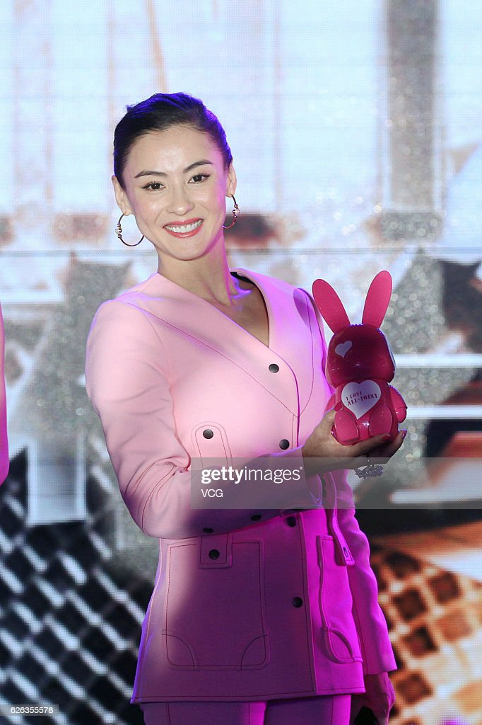 Cecilia Cheung Attends Commercial Event In Beijing