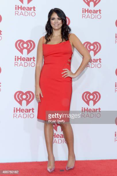 Actress Cecily Strong attends the 2014 iHeartRadio Music Festival at the MGM Grand Garden Arena on September 19 2014 in Las Vegas Nevada