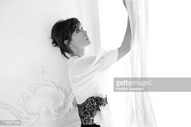 Actress [CELEBRITY] is photographed for [PUBLICATION] on [DATE] in [CITY] [COUNTRY] CREDIT MUST READ Frederic Auerbach for Christian Dior...