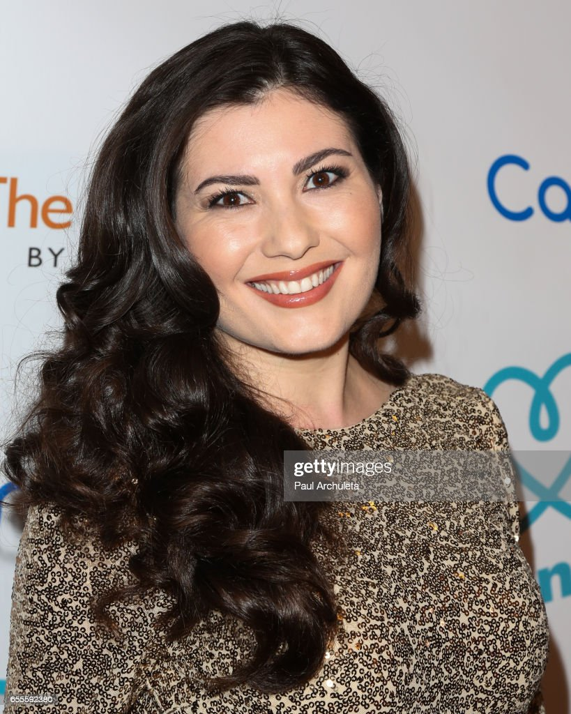 Actress Celeste Thorson attends the 'Let The Animals Live' gala at The Olympic Collection Banquet & Conference Center on March 19, 2017 in Los Angeles, California.