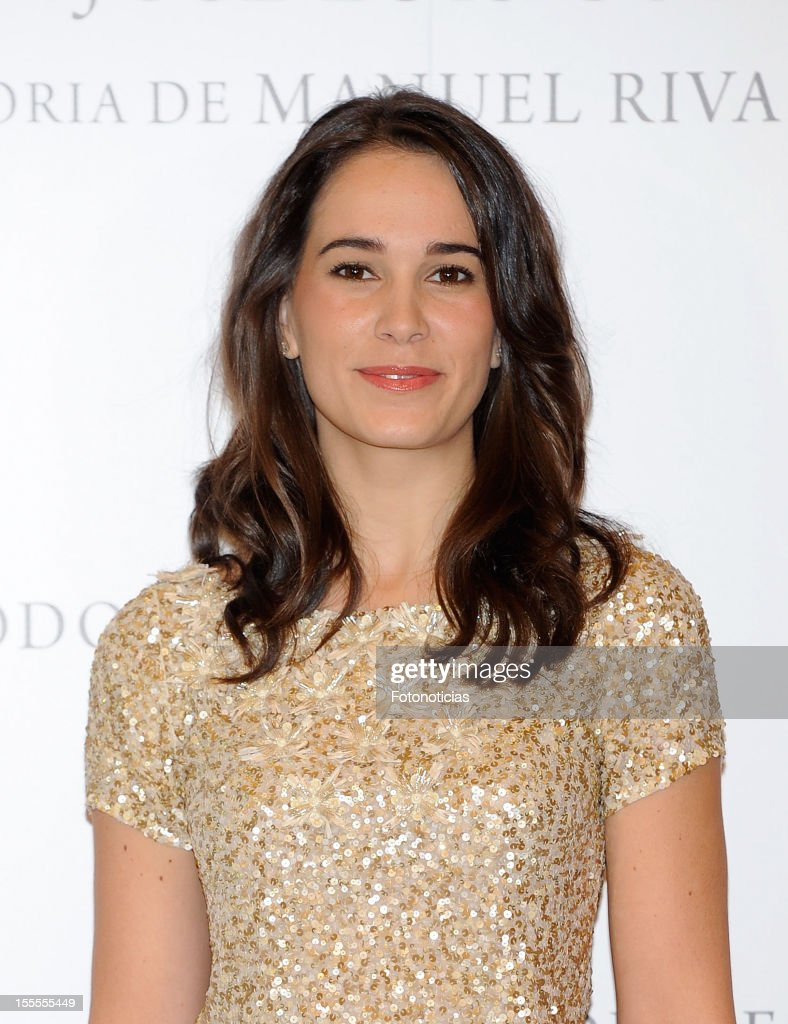 Actress Celia Freijeiro attends a photocall for 'Todo Es Silencio' at the Palafox cinema on November 5, 2012 in Madrid, Spain.