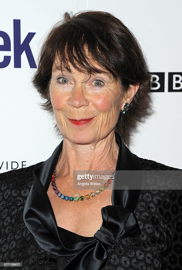 Actress <a gi-track='captionPersonalityLinkClicked' href=/galleries/search?phrase=Celia+Imrie&family=editorial&specificpeople=214754 ng-click='$event.stopPropagation()'>Celia Imrie</a> attends BritWeek's 10th Anniversary VIP Reception & Gala at Fairmont Hotel on May 1, 2016 in Los Angeles, California.