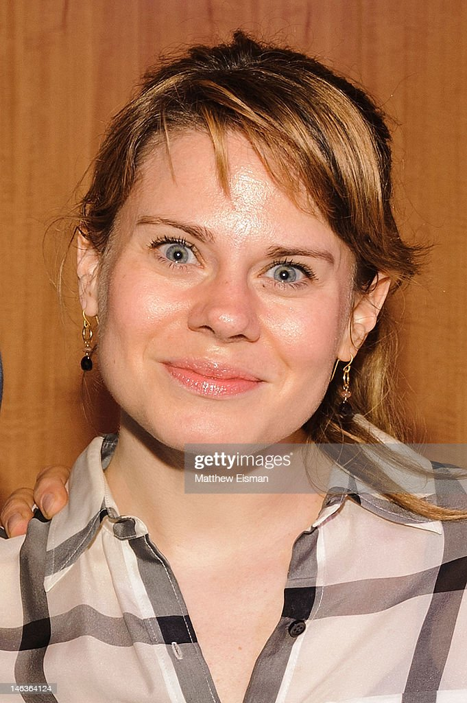 Actress Celia Keenan-Bolger attends the 'Peter And The Starcatcher' Q & A and Autograph Signing at Barnes & Noble, 86th & Lexington on June 14, 2012 in New York City.