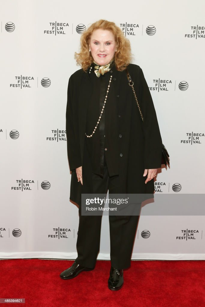Actress Celia Weston attends the 'Goodbye To All That' Premiere during the 2014 Tribeca Film Festival at the SVA Theater on April 17, 2014 in New York City.