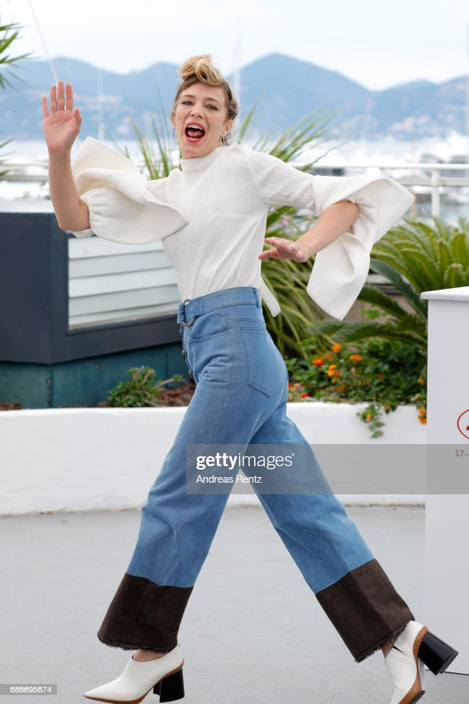 """""""Our Crazy Years """" Photocall - The 70th Annual Cannes Film Festival"""