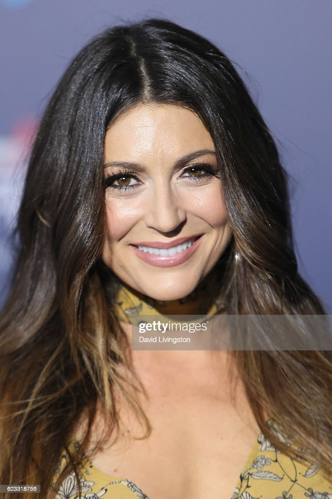 Actress Cerina Vincent arrives at the AFI FEST 2016 presented by Audi premiere of Disney's 'Moana' held at the El Capitan Theatre on November 14, 2016 in Hollywood, California.