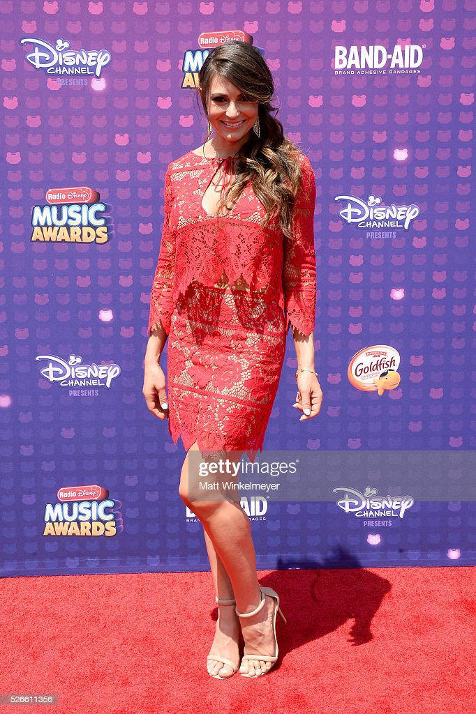 Actress <a gi-track='captionPersonalityLinkClicked' href=/galleries/search?phrase=Cerina+Vincent&family=editorial&specificpeople=561155 ng-click='$event.stopPropagation()'>Cerina Vincent</a> attends the 2016 Radio Disney Music Awards at Microsoft Theater on April 30, 2016 in Los Angeles, California.