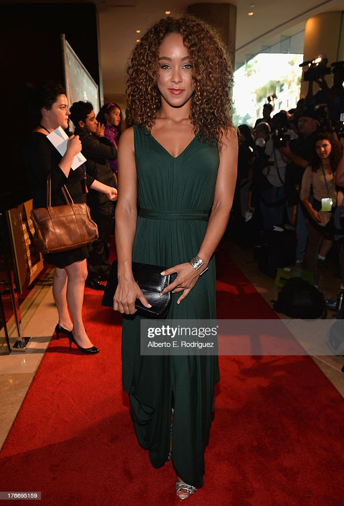 Actress Chaley Rose arrives to the 28th Annual Imagen Awards at The Beverly Hilton Hotel on August 16, 2013 in Beverly Hills, California.