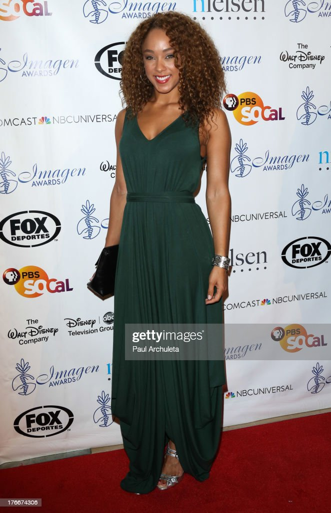Actress Chaley Rose attends the 28th annual Imagen Awards at The Beverly Hilton Hotel on August 16, 2013 in Beverly Hills, California.