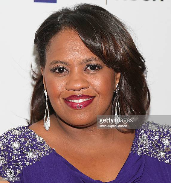 Actress Chandra Wilson attends NYU's Tisch School Of The Arts' West Coast Benefit Gala at Regent Beverly Wilshire Hotel on October 28 2013 in Beverly...