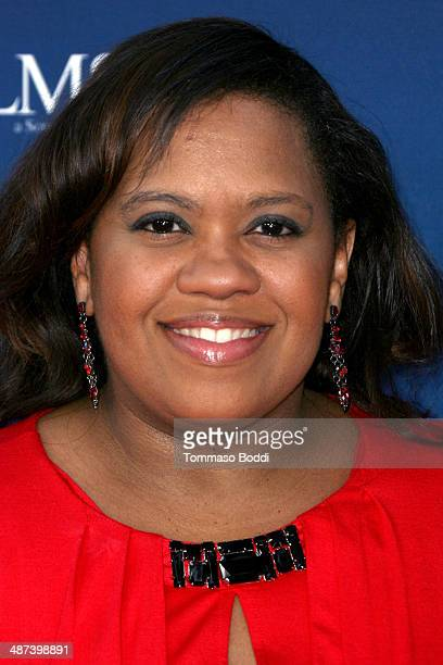 Actress Chandra Wilson attends the 'Mom's Night Out' Los Angeles premiere held at the TCL Chinese Theatre IMAX on April 29 2014 in Hollywood...