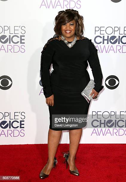 Actress Chandra Wilson attends the People's Choice Awards 2016 at Microsoft Theater on January 6 2016 in Los Angeles California